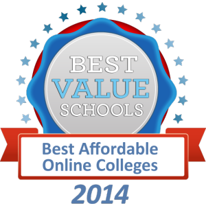 Best Affordable Online Colleges 2014 - #2