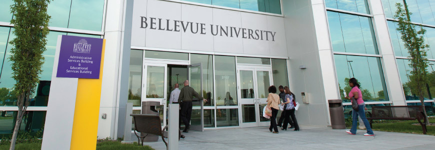 Bellevue University building