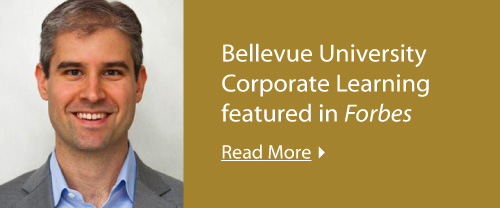 Bellevue University Corporate Learning featured in Forbes