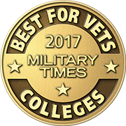 Military Times Best for Vets Award: Colleges