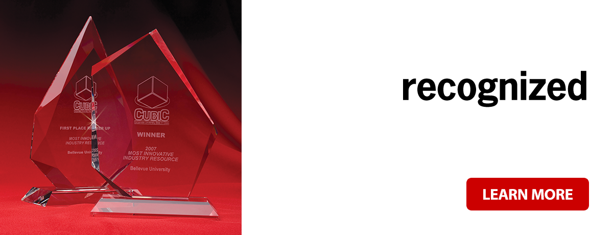 The most recognized corporate learning university