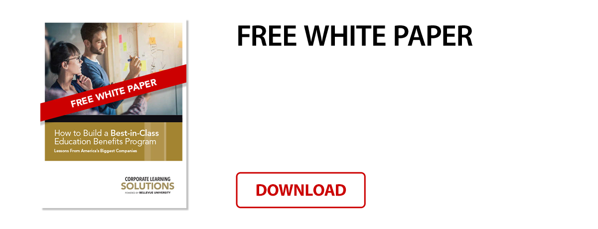 Free White Paper: How to Build a Best-in-Class Educatino Benefits Program